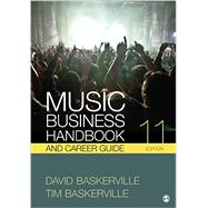 Music Business Handbook and Career Guide by Baskerville, David; Baskerville, Tim, 9781506309538