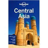 Lonely Planet Central Asia by Mayhew, B., 9781741799538