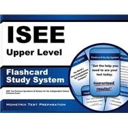 Isee Upper Level Study System by Isee Exam Secrets Test Prep, 9781621209539