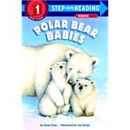 Polar Bear Babies by RING, SUSANMCCUE, LISA, 9780399549540