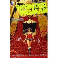 Wonder Woman Vol. 4: War (The New 52) by AZZARELLO, BRIANCHIANG, CLIFF, 9781401249540