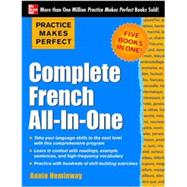 Practice Makes Perfect: Complete French All-in-One by Heminway, Annie, 9780071819541
