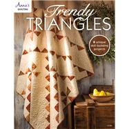 Trendy Triangles by Annie's, 9781573679541