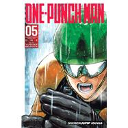 One-Punch Man, Vol. 5 by One; Murata, Yusuke, 9781421569543