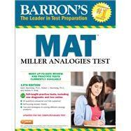 Barron's Mat by Sternberg, Karin, Ph.D.; Sternberg, Robert J., Ph.D.; Body, Andrew H., 9781438009544