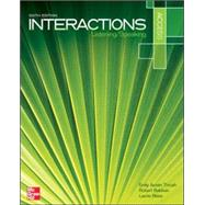 Interactions Access Listening/Speaking Student Book by Thrush, Emily Austin; Baldwin, Robert; Blass, Laurie, 9780073399546