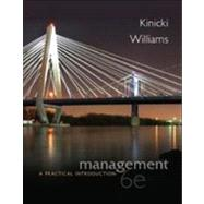 Management A Practical Introduction by Kinicki, Angelo; Williams, Brian, 9780078029547