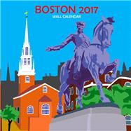 Boston 2017 Calendar by Schafbuch, Michael, 9780990819547