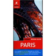 Pocket Rough Guide Paris by Rough Guides, 9781409369547