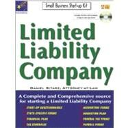 Limited Liability Company: Small Business Start-up Kit by Sitarz, Daniel, 9781892949547