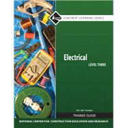 Electrical Level 3 Trainee Guide, 2011 NEC Revision, Paperback