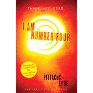 I Am Number Four by Lore, Pittacus, 9780061969553