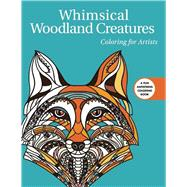 Whimsical Woodland Creatures by Skyhorse Publishing, 9781510709553