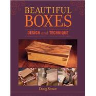 Beautiful Boxes by Stowe, Doug, 9781621139553