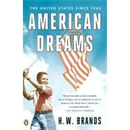 American Dreams by Brands, H. W., 9780143119555