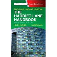 The Harriet Lane Handbook by Hughes, Helen K., M.D.; Kahl, Lauren K., M.D., 9780323399555