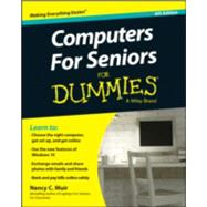 Computers for Seniors for Dummies by Muir, Nancy C., 9781119049555