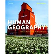 Human Geography by Norton, William; Mercier, Michael, 9780199019557