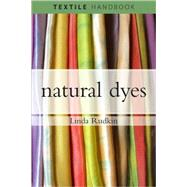 Natural Dyes by Rudkin, 9780713679557