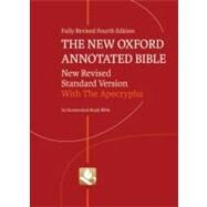 The New Oxford Annotated Bible with Apocrypha; New Revised Standard Version by Unknown, 9780195289558