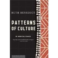 Patterns of Culture by Benedict, Ruth, 9780618619559