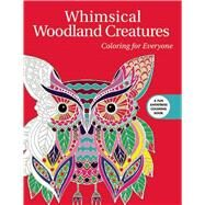 Whimsical Woodland Creatures by Skyhorse Publishing, 9781510709560