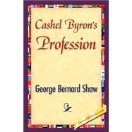 Cashel Byron's Profession by Shaw, Bernard, 9781421839561