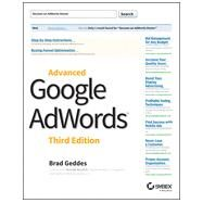 Advanced Google Adwords by Geddes, Brad, 9781118819562