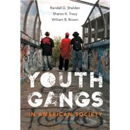 Youth Gangs in American Society by Shelden, Randall G.; Tracy, Sharon K.; Brown, William B., 9781133049562