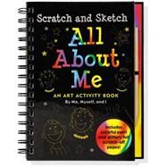 Scatch and Sketch All About Me by Peter Pauper Press, 9781441319562