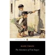 The Adventures of Tom Sawyer by Twain, Mark; Seelye, John; Cardwell, Guy, 9780143039563