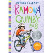 Ramona Quimby, Age 8 by Cleary, Beverly, 9780380709564
