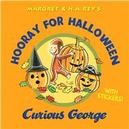 Hooray for Halloween, Curious George by Rey, H. A., 9780544699564