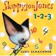 Skippyjon Jones 1-2-3 by Schachner, Judy, 9780525479567
