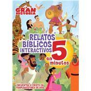La Gran Historia, Relatos Bíblicos en 5 minutos, tapa dura by Unknown, 9781433689567
