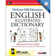 McGraw-Hill Education English Illustrated Dictionary by LiveABC, 9780071839570