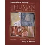 Laboratory Manual to accompany Hole's Human Anatomy and Physiology by Shier, David, 9780072829570