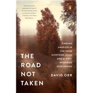 The Road Not Taken by Orr, David, 9780143109570
