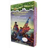 Mary Pope Osborne's American History Quartet by Osborne, Mary Pope; Murdocca, Sal, 9780385389570