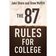The 87 Rules for College by Shore, Jake; Moffitt, Drew, 9781937559571