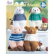 Knit Animal Friends by Annie's, 9781573679572