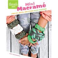 Mini Macramé by Vandenbosch, Vera, 9781627109574