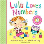 Lulu Loves Numbers by Reid, Camilla; Busby, Ailie, 9781408849576