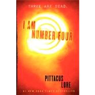 I Am Number Four by Lore, Pittacus, 9780061969577