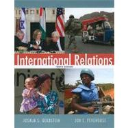 International Relations by Goldstein, Joshua S.; Pevehouse, Jon C., 9780205059577