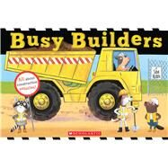 Busy Builders by Hearn, Sam, 9780545799577