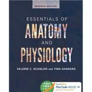 Essentials of Anatomy and Physiology by Scanlon, Valerie C., Ph.D., 9780803639577