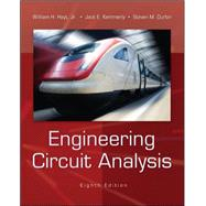 Engineering Circuit Analysis by Hayt, William; Kemmerly, Jack; Durbin, Steven, 9780073529578