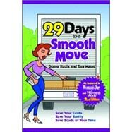 29 Days to a Smooth Move by Kozik, Donna, 9780595359578