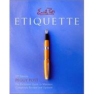 Emily Post's Etiquette by Post, Peggy, 9780066209579